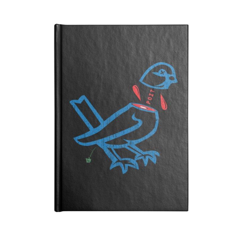 BlüBürd of HaPPynez extra stuff Notebook by shuSHOP