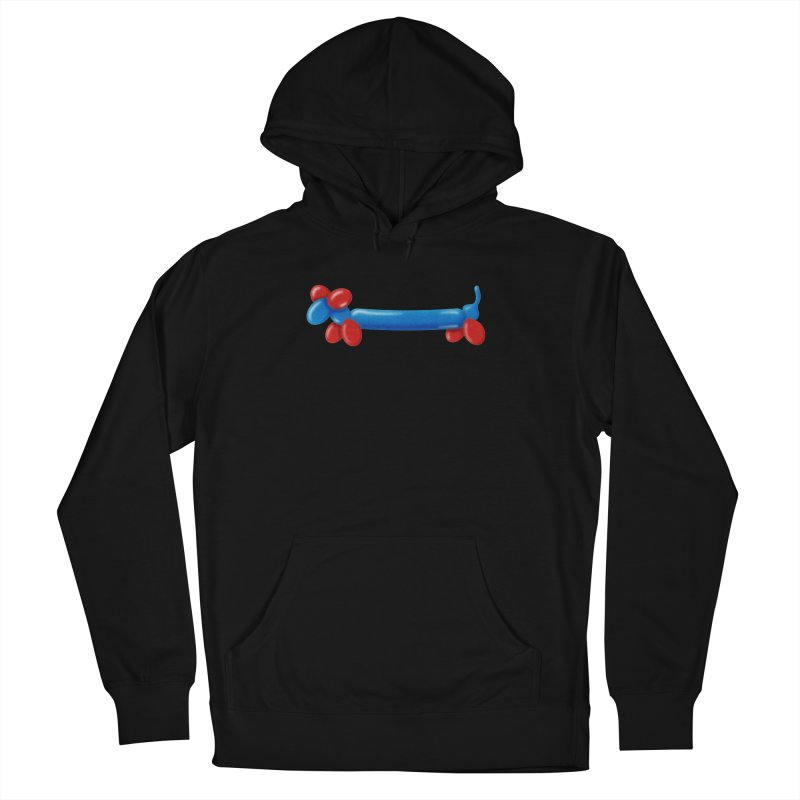 WeeeeeeeeeeNER Men's French Terry Pullover Hoody by Slap Happy Ultd Emporium