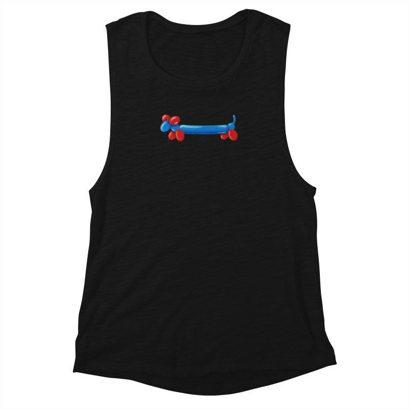WeeeeeeeeeeNER Women's Muscle Tank by Slap Happy Ultd Emporium