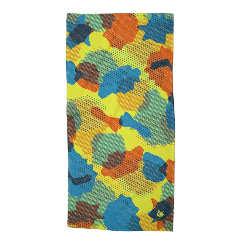 CamoTone Accessories Beach Towel by Slap Happy Ultd Emporium