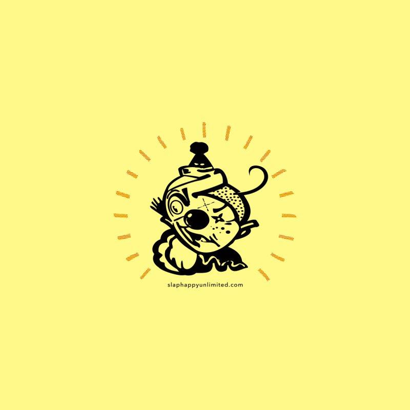 Slap Happy Ultd Logo Men's T-Shirt by Slap Happy Ultd Emporium