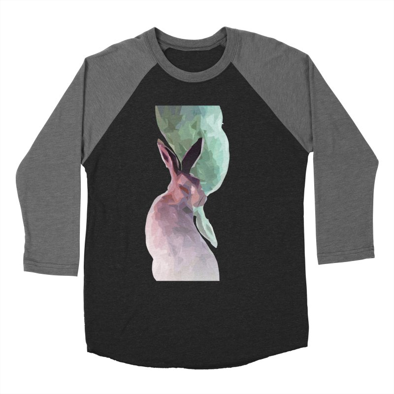 Rabbitious Men's Longsleeve T-Shirt by Slash Shay