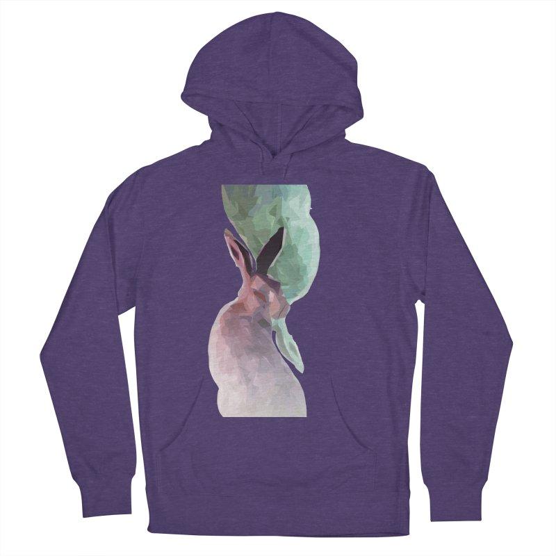 Rabbitious Women's Pullover Hoody by Slash Shay