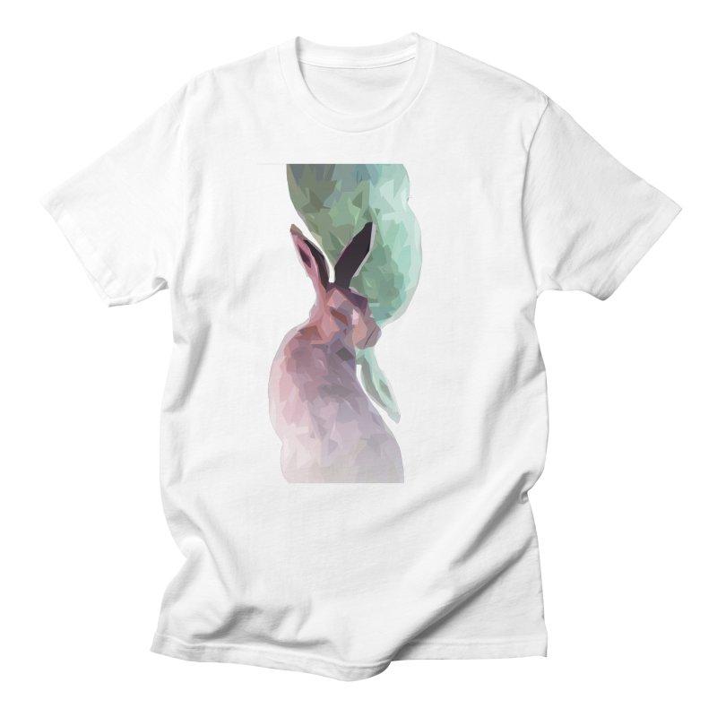 Rabbitious Men's T-Shirt by Slash Shay