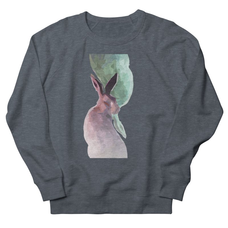 Rabbitious Women's Sweatshirt by Slash Shay