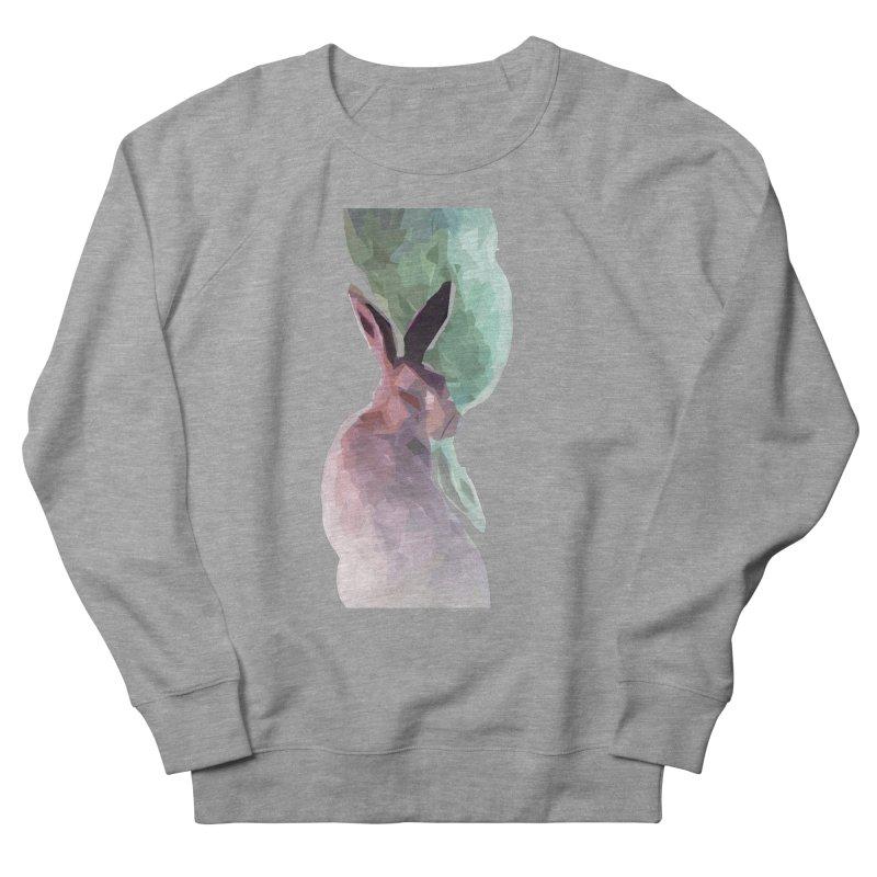 Rabbitious Men's Sweatshirt by Slash Shay