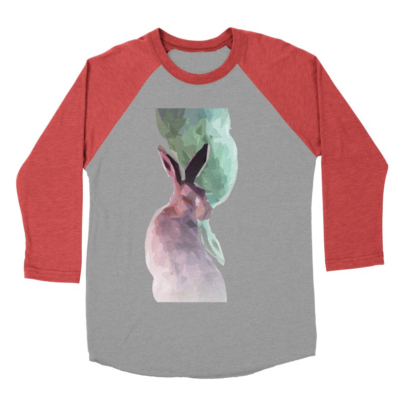 Rabbitious Men's Longsleeve T-Shirt by Slash Shay