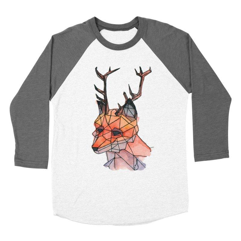 Foxalope Women's Longsleeve T-Shirt by Slash Shay
