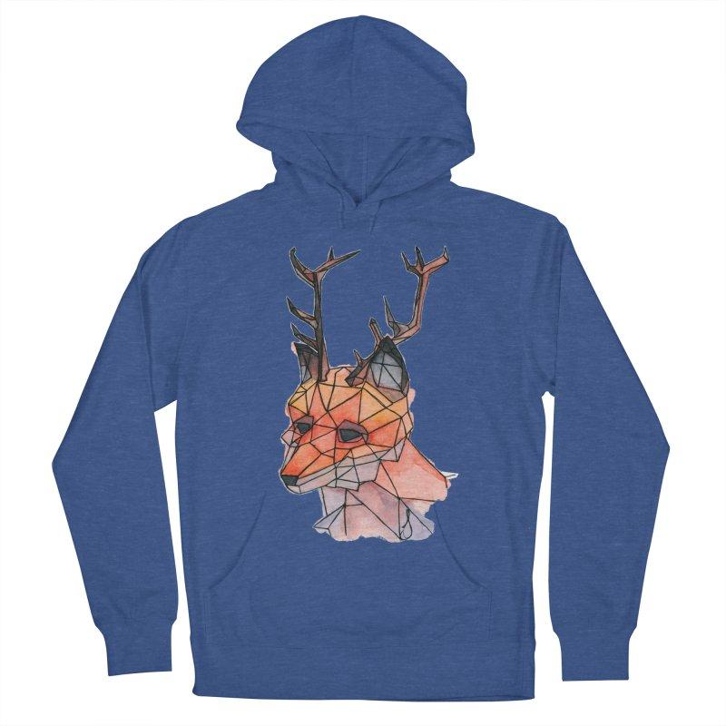 Foxalope Women's Pullover Hoody by Slash Shay