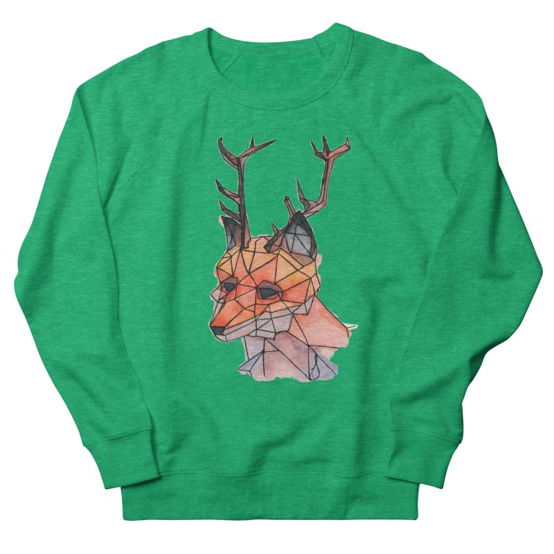 Foxalope Women's Sweatshirt by Slash Shay