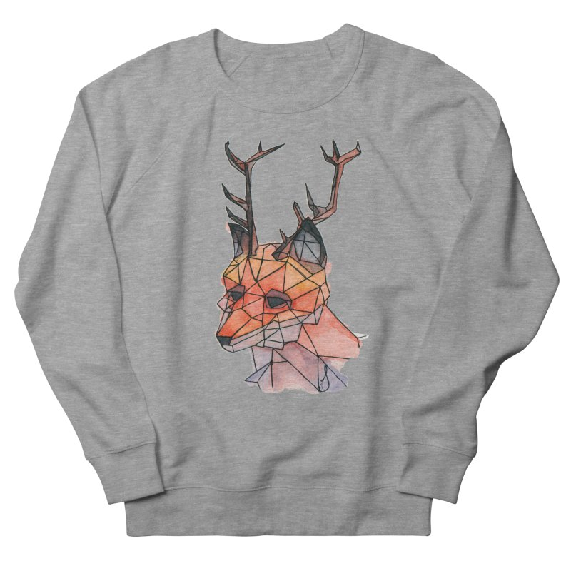 Foxalope Women's Sweatshirt by Slash Shay