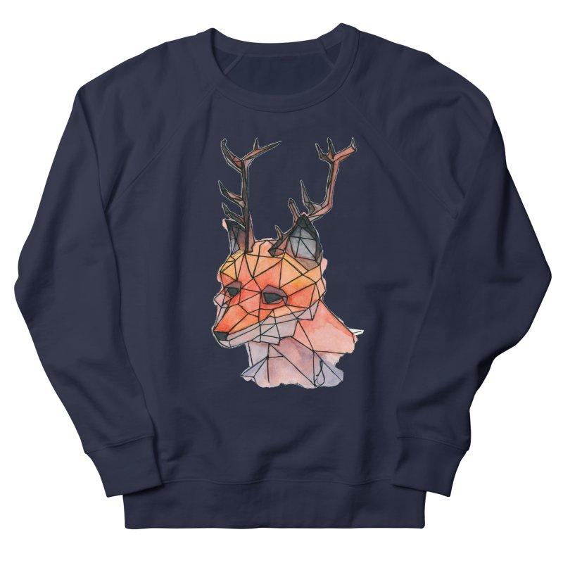 Foxalope Men's Sweatshirt by Slash Shay