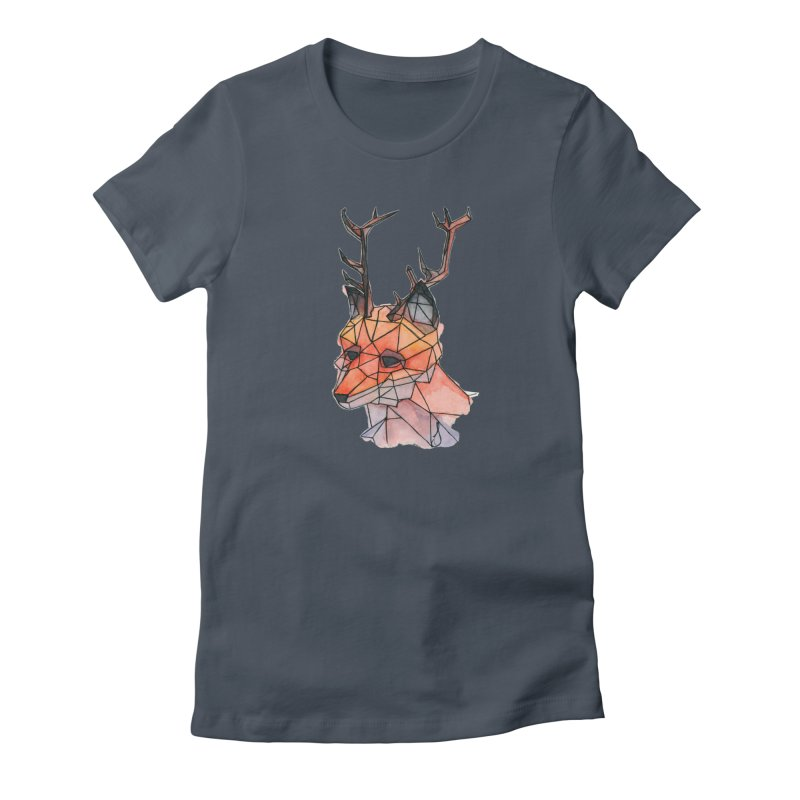 Foxalope Women's T-Shirt by Slash Shay