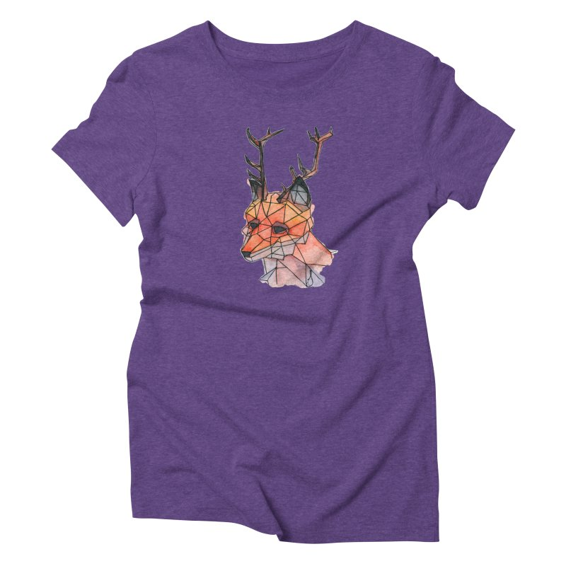Foxalope Women's T-Shirt by Slash Shay
