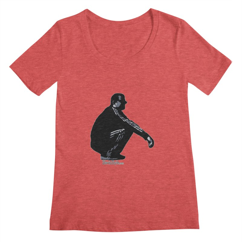 The Slavic Squat (with logo) Women's  by SlavicStyle
