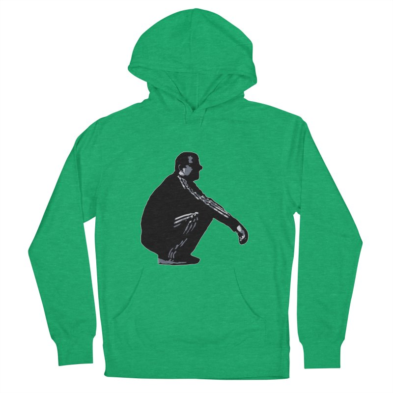 The Slavic Squat (without logo) Women's French Terry Pullover Hoody by SlavicStyle