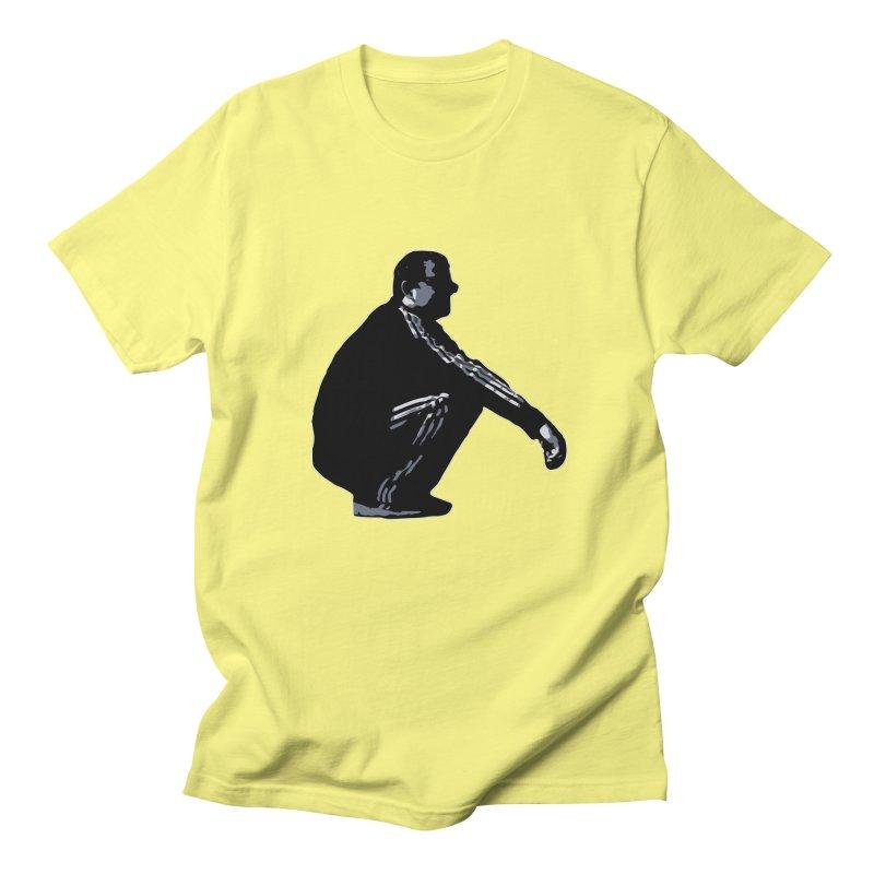 The Slavic Squat (without logo) Men's T-Shirt by SlavicStyle