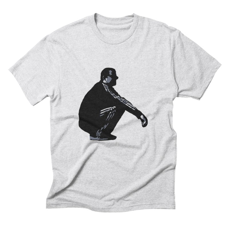 The Slavic Squat (without logo) Men's Triblend T-Shirt by SlavicStyle