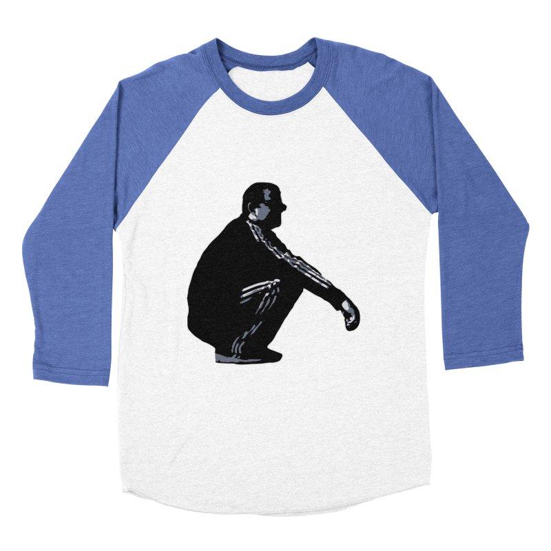 The Slavic Squat (without logo) Women's Baseball Triblend T-Shirt by SlavicStyle