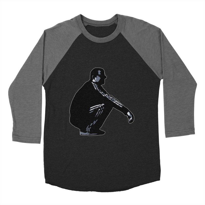 The Slavic Squat (without logo) Women's Baseball Triblend Longsleeve T-Shirt by SlavicStyle
