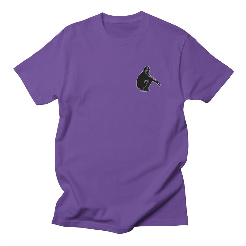 The Slavic Squat - Pocket Slav (without logo) Men's T-Shirt by SlavicStyle