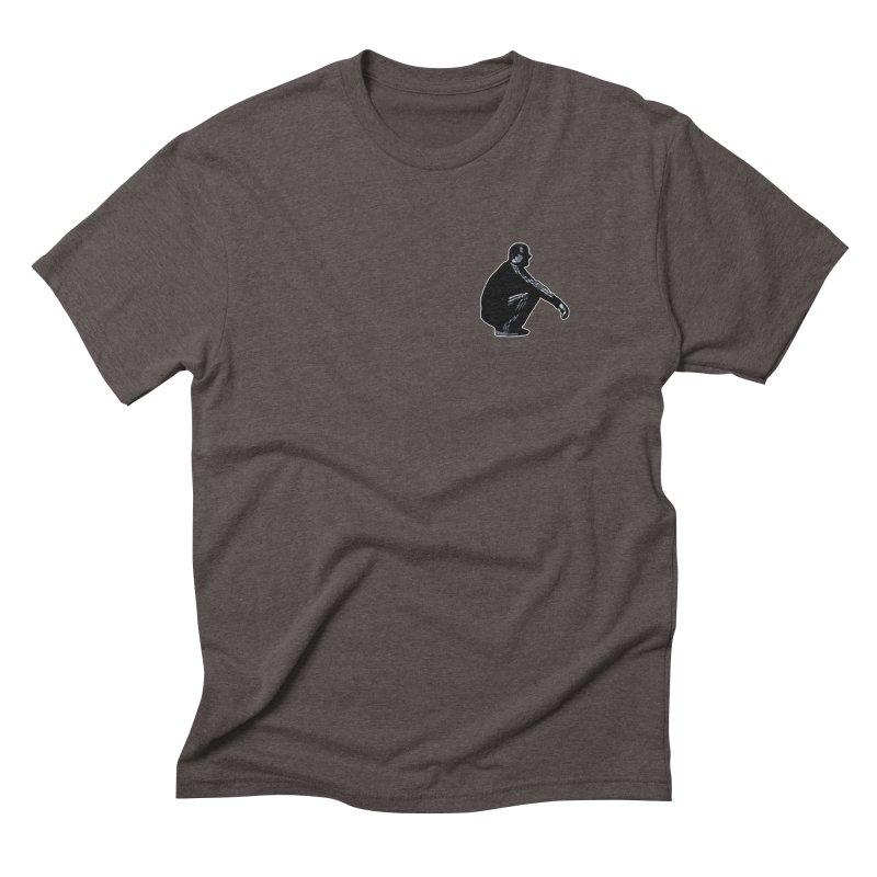 The Slavic Squat - Pocket Slav (without logo) Men's Triblend T-Shirt by SlavicStyle