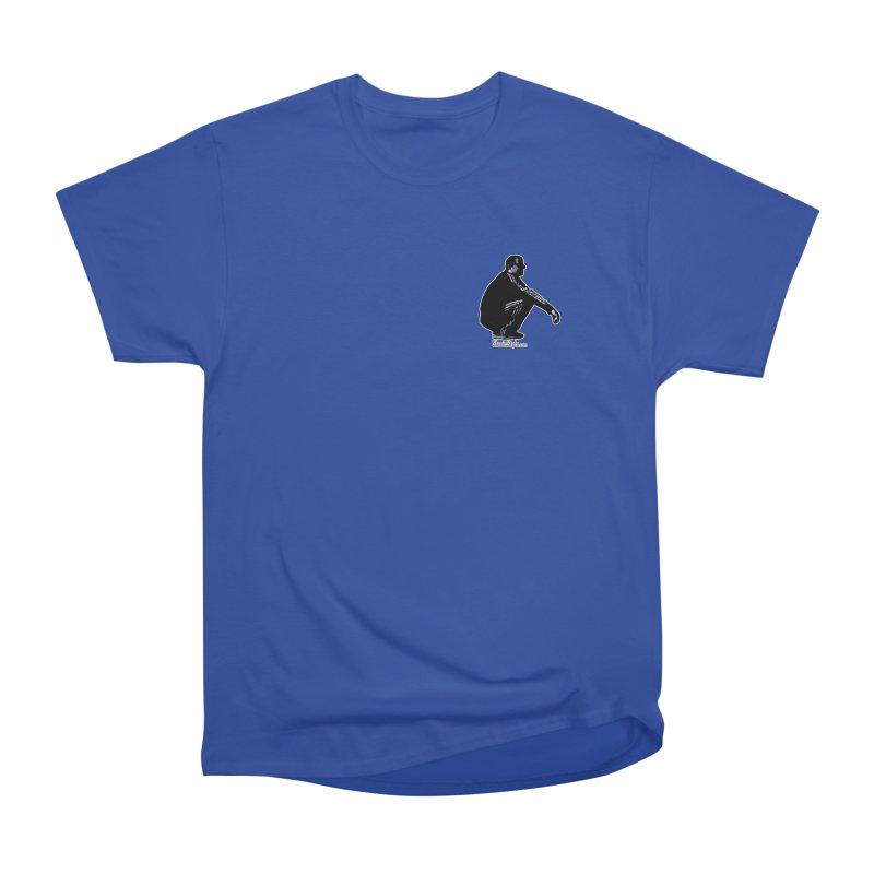The Slavic Squat - Pocket Slav (with logo) Women's Classic Unisex T-Shirt by SlavicStyle