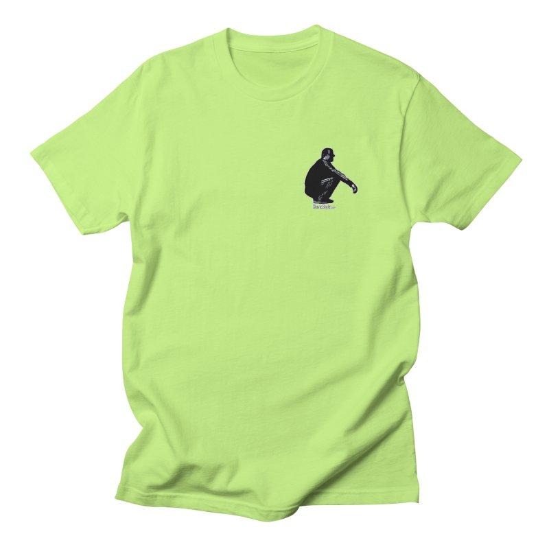 The Slavic Squat - Pocket Slav (with logo) Women's Regular Unisex T-Shirt by SlavicStyle