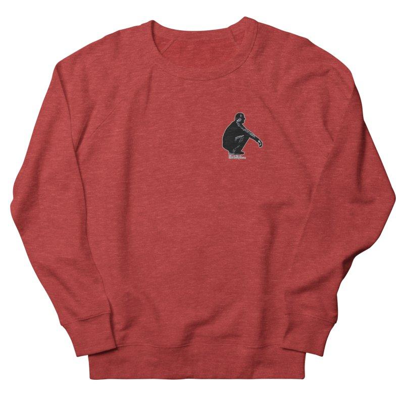 The Slavic Squat - Pocket Slav (with logo) Men's Sweatshirt by SlavicStyle