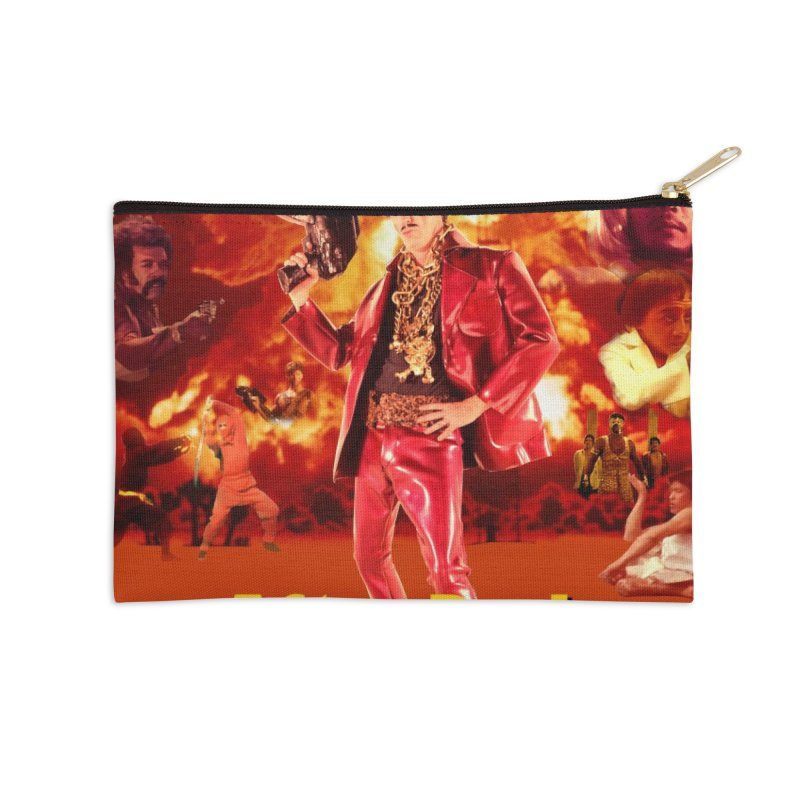 Sleazy Pictures After Dark Accessories Zip Pouch by sleazy p martini's Artist Shop