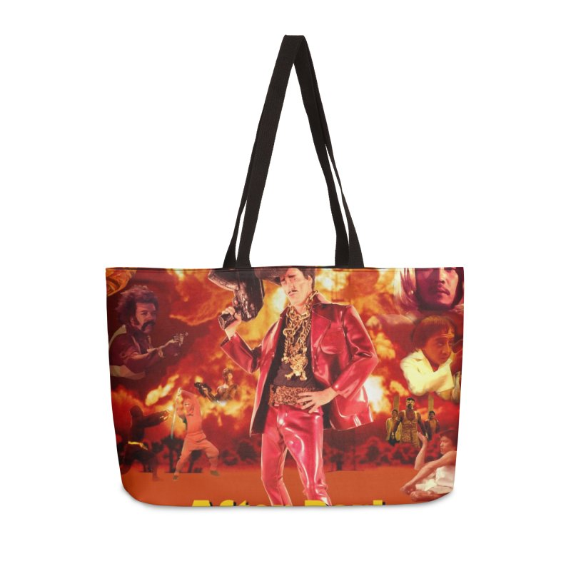 Sleazy Pictures After Dark Accessories Weekender Bag Bag by sleazy p martini's Artist Shop