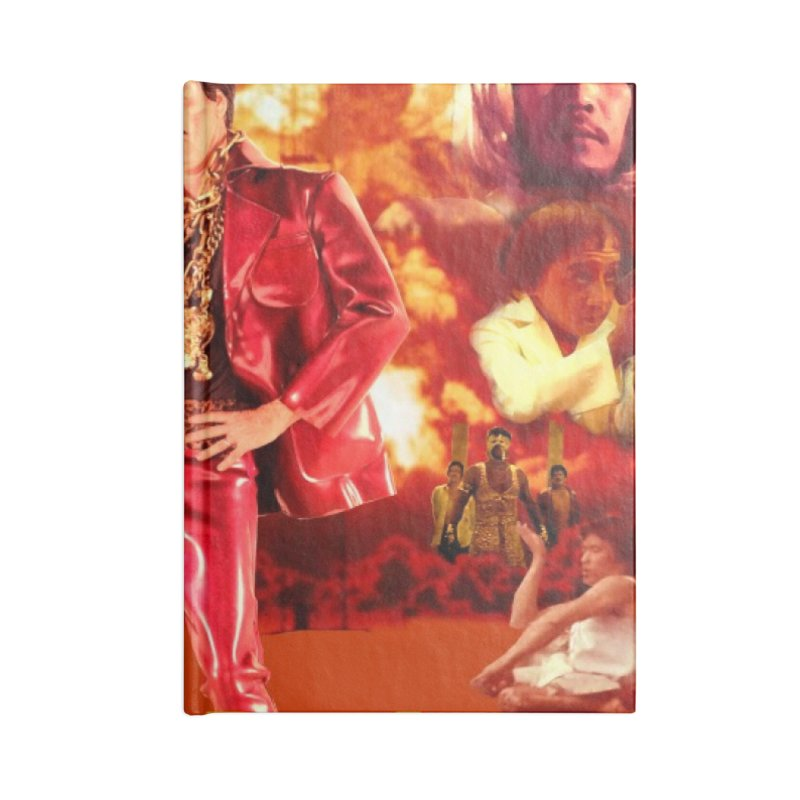 Sleazy Pictures After Dark Accessories Lined Journal Notebook by sleazy p martini's Artist Shop