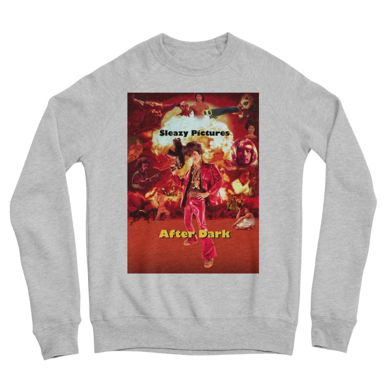 Sleazy Pictures After Dark Men's Sponge Fleece Sweatshirt by sleazy p martini's Artist Shop