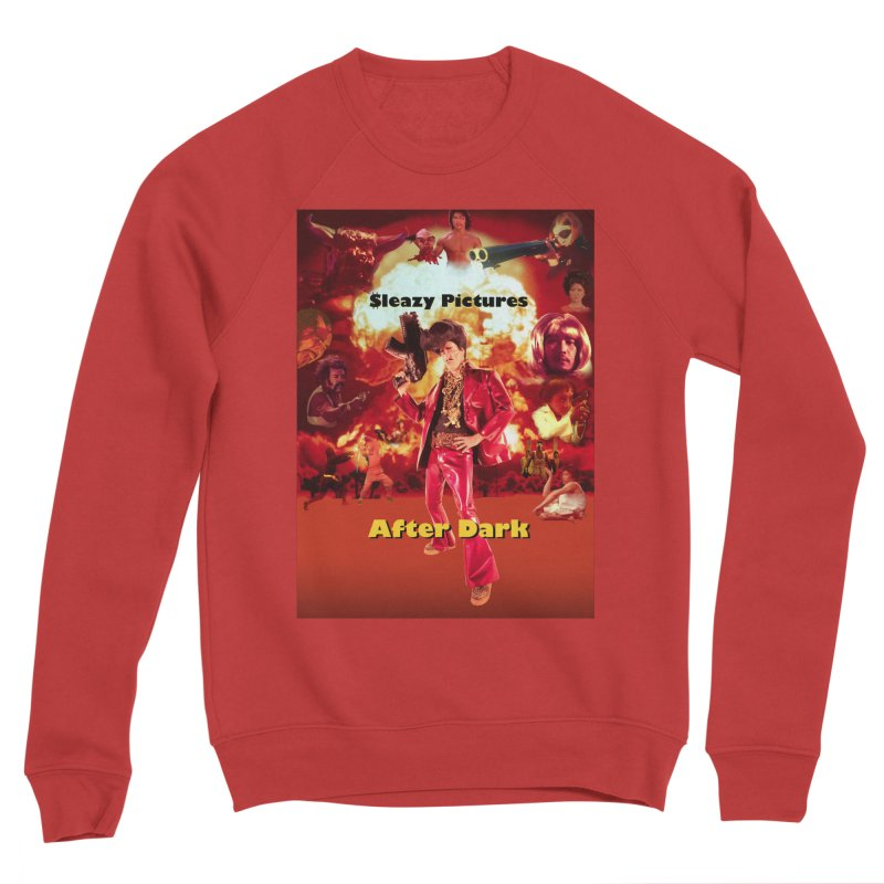 Sleazy Pictures After Dark Women's Sweatshirt by sleazy p martini's Artist Shop