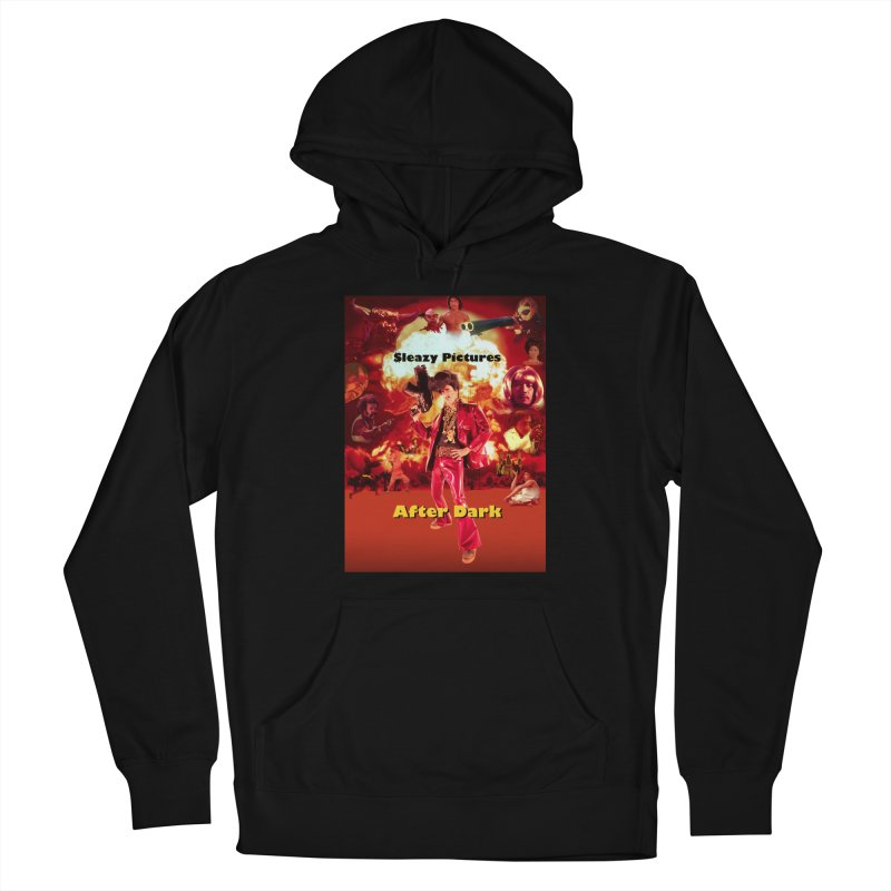 Sleazy Pictures After Dark Women's French Terry Pullover Hoody by sleazy p martini's Artist Shop