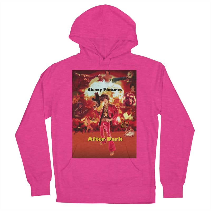 Sleazy Pictures After Dark Men's French Terry Pullover Hoody by sleazy p martini's Artist Shop