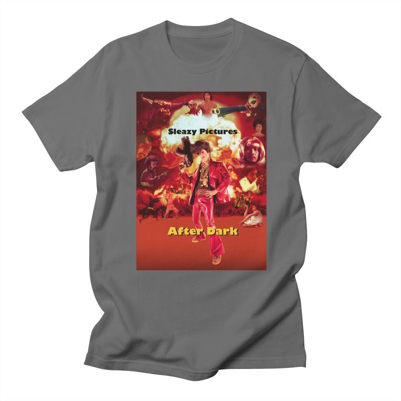 Sleazy Pictures After Dark Men's T-Shirt by sleazy p martini's Artist Shop