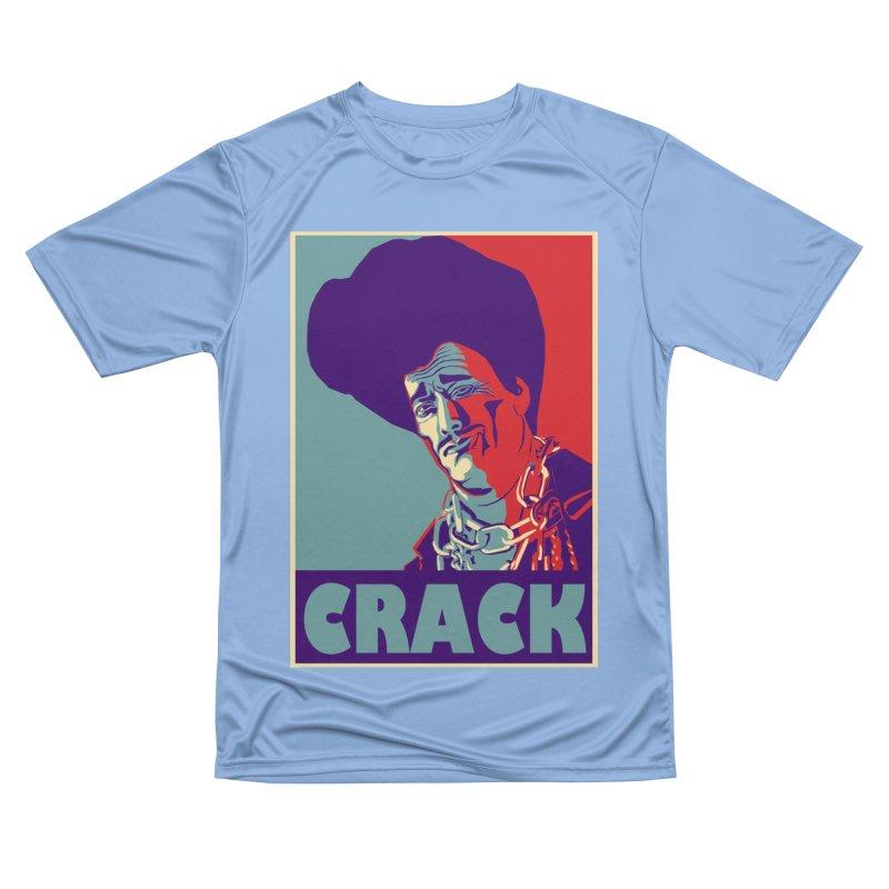 Crack Men's T-Shirt by sleazy p martini's Artist Shop