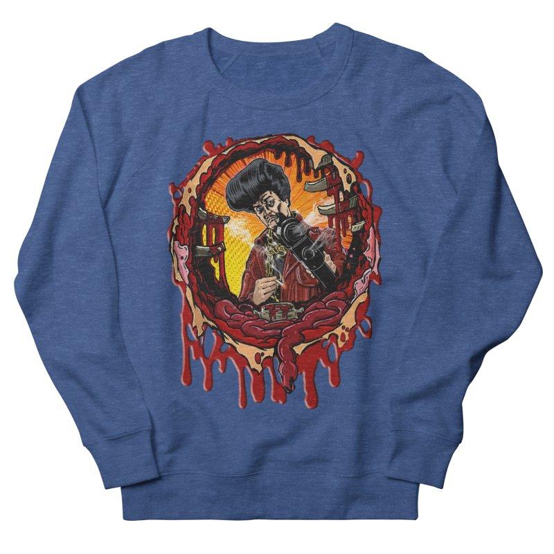 Sleazy Bullet Hole Men's Sweatshirt by sleazy p martini's Artist Shop