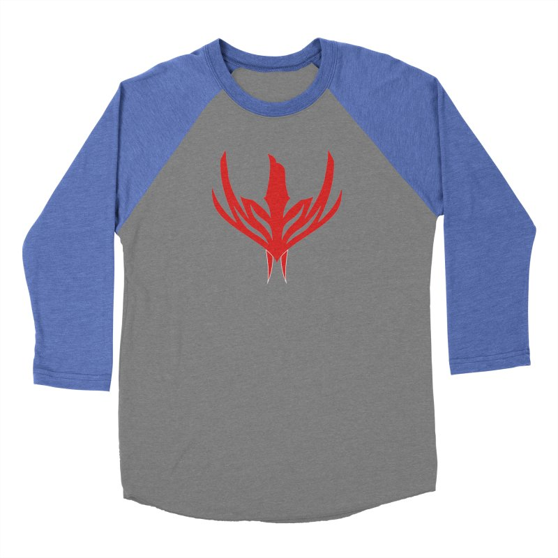 Phoenix Men's Baseball Triblend Longsleeve T-Shirt by sleekandmodern's Artist Shop