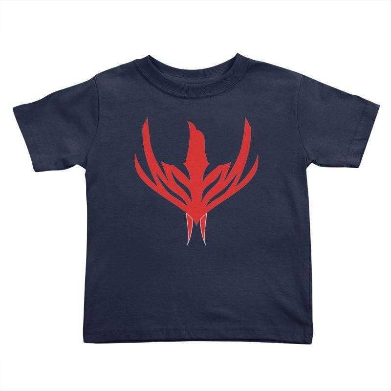 Phoenix Kids Toddler T-Shirt by sleekandmodern's Artist Shop