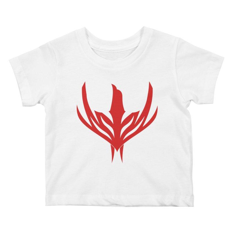 Phoenix Kids Baby T-Shirt by sleekandmodern's Artist Shop