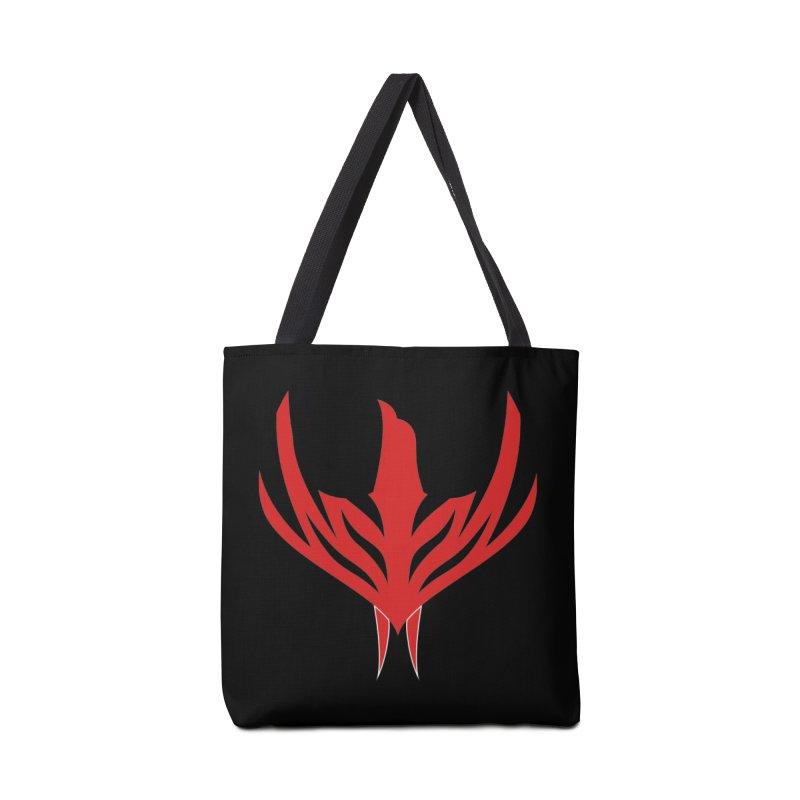 Phoenix Accessories Bag by sleekandmodern's Artist Shop