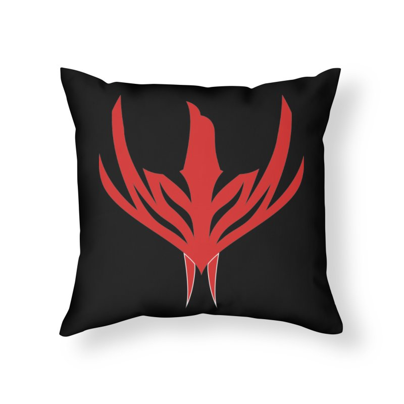 Phoenix Home Throw Pillow by sleekandmodern's Artist Shop