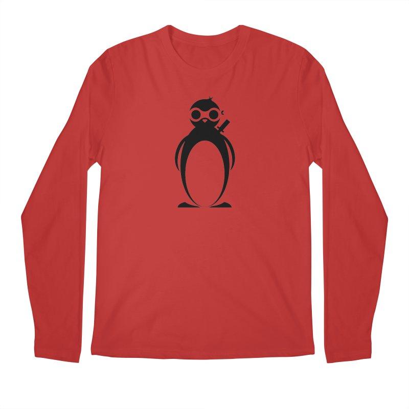 Warrior Men's Regular Longsleeve T-Shirt by sleekandmodern's Artist Shop