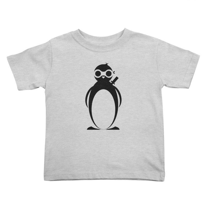 Warrior Kids Toddler T-Shirt by sleekandmodern's Artist Shop