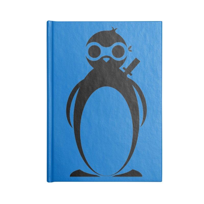 Warrior Accessories Lined Journal Notebook by sleekandmodern's Artist Shop