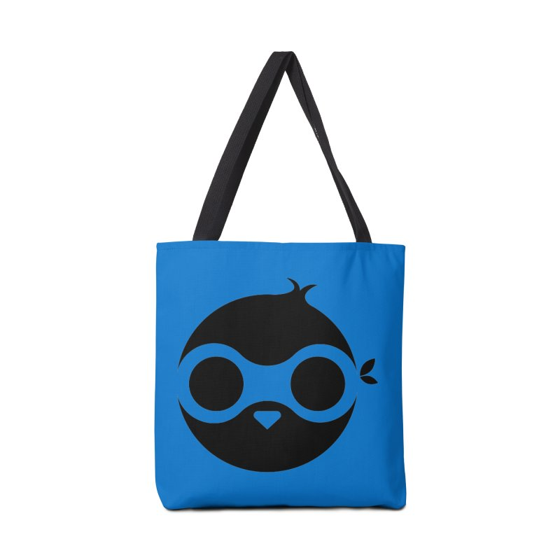 Penguin Accessories Tote Bag Bag by sleekandmodern's Artist Shop