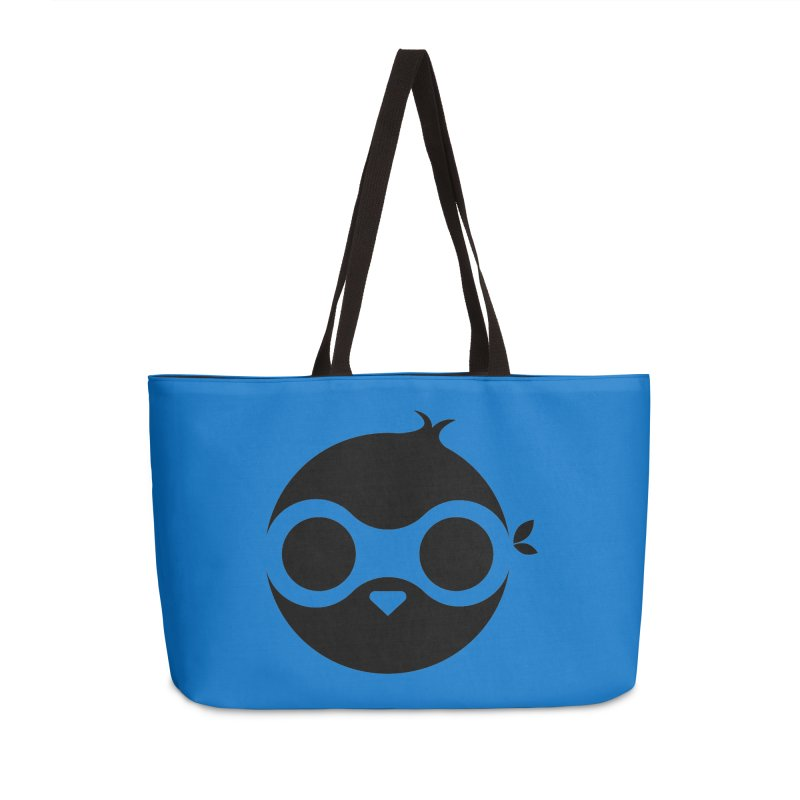 Penguin Accessories Weekender Bag Bag by sleekandmodern's Artist Shop