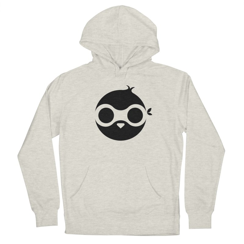 Penguin Men's French Terry Pullover Hoody by sleekandmodern's Artist Shop
